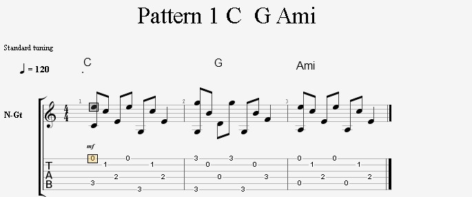 Play Great Fingerpicking Guitar--Chapter 4